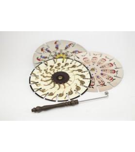 Fenaquistiscopio (3 discos intercambiables)