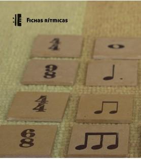 Fichas rítmicas