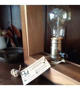 Lámpara cuadrada