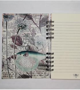 Cuaderno liso pezglobo