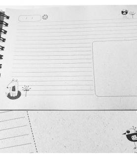 Cuaderno kids Perro