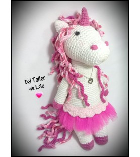 Unicornio bailarina