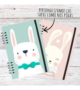 Cuaderno Pediátrico (Tapas Personalizadas como vos NOS PIDAS)