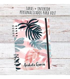 Cuaderno Interior Personalizado (Tapas también Personalizadas a tu gusto)
