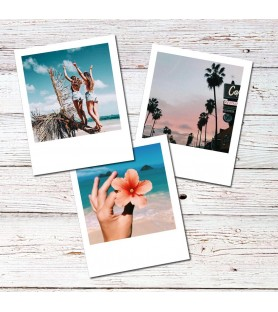 Fotos Polaroids / 24 Unidades
