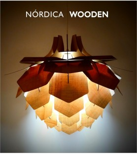 NÓRDICA WOODEN GRANDE