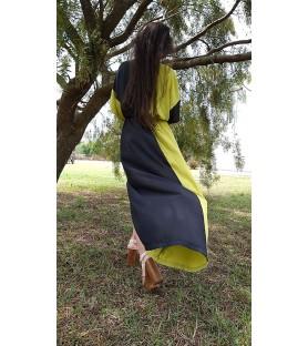 Vestido Molle - Espalda