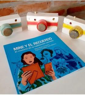 COMBO: Mine y el recuerdo + Cámara