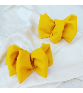 Moño amarillo