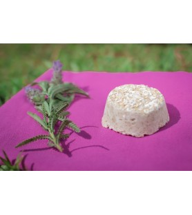 Champú sólido de Harina de Avena y Manzanilla (piel sensible)
