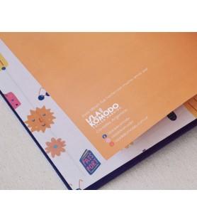 álbum de vida - tapas bajorrelieve - M (22cm)