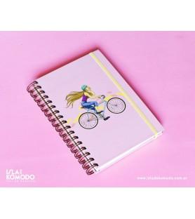 Cuaderno A5 BICI