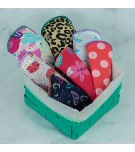 producto de higiene para cuerpos menstruantes (toallitas higienicas)