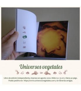 libro Universos Vegetales