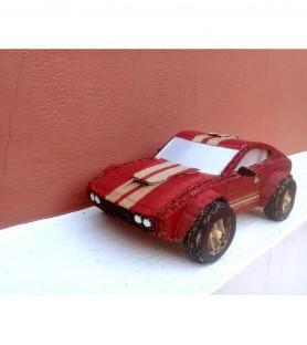Auto deportivo retro