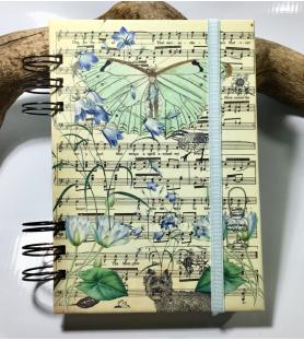 Cuaderno A5 rayado