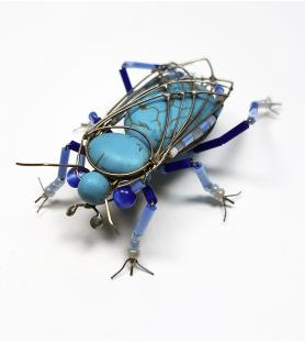 Escarabajo Turquesa